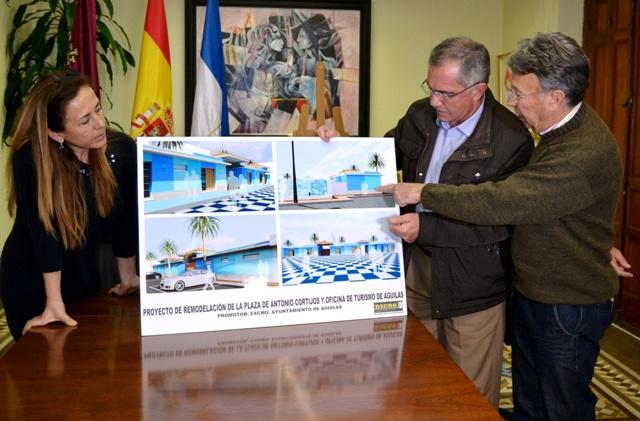Ayuntamiento de guilas for Oficina turismo aguilas